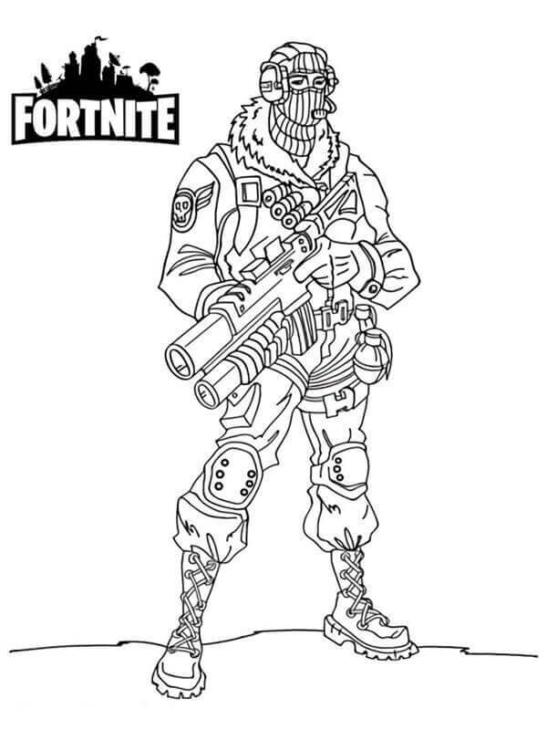 that so raven coloring pages   30 Free Printable Fortnite Coloring Pages - Coloring Junction