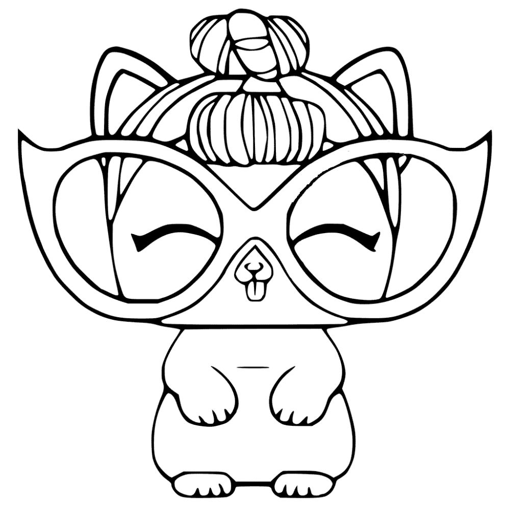 9100 Coloring Pages Lol Printable , Free HD Download