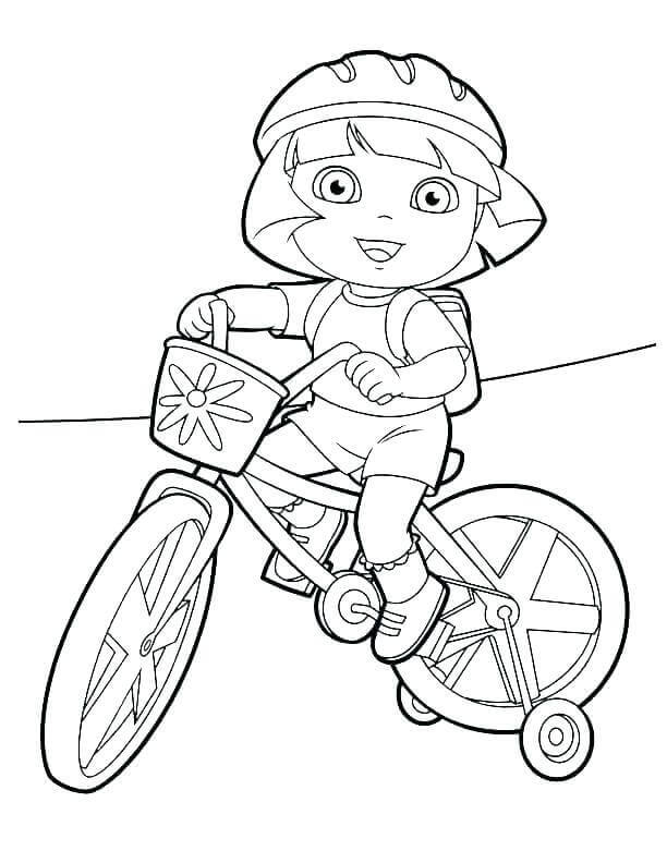 free printable dirt bike coloring pages