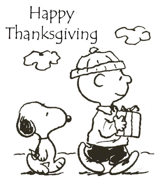 photo relating to Printable a referred to as A Charlie Brown Thanksgiving Coloring Webpages Printable