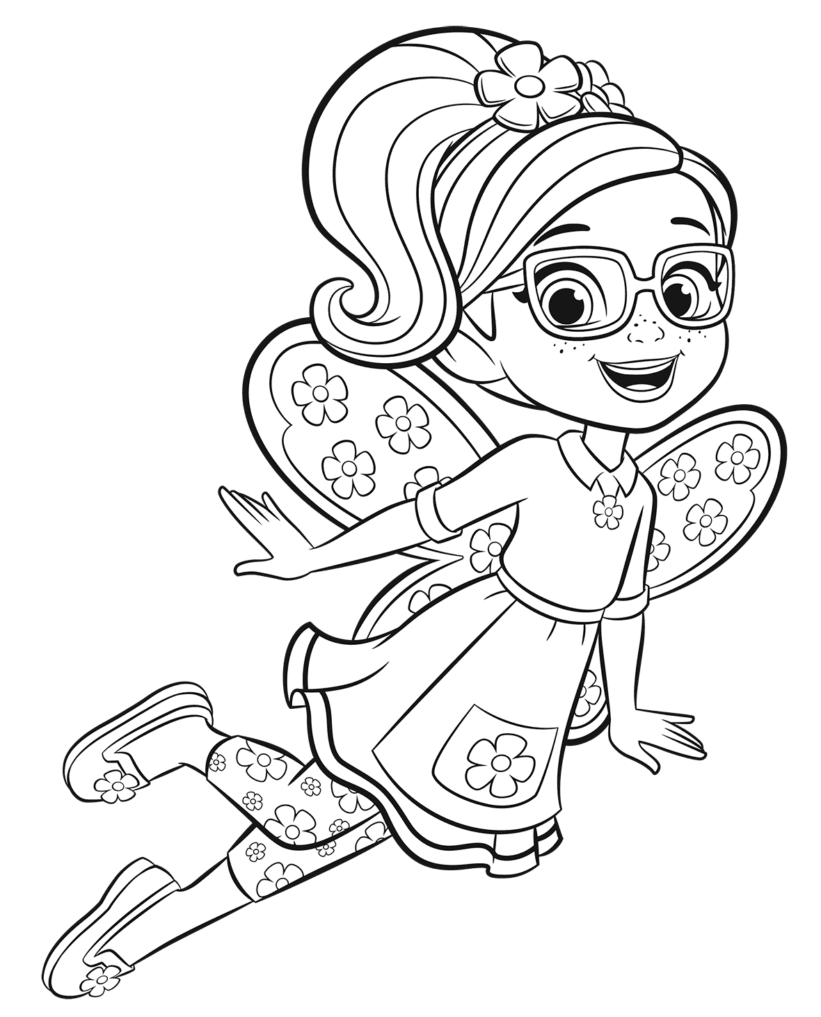 dazzle coloring pages for children - photo#22