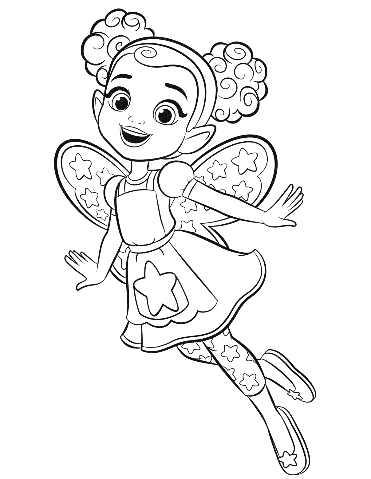 dazzle coloring pages for children - photo#4